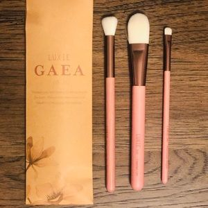 LUXIE BC 3 PIECE BRUSH SET-GAEA